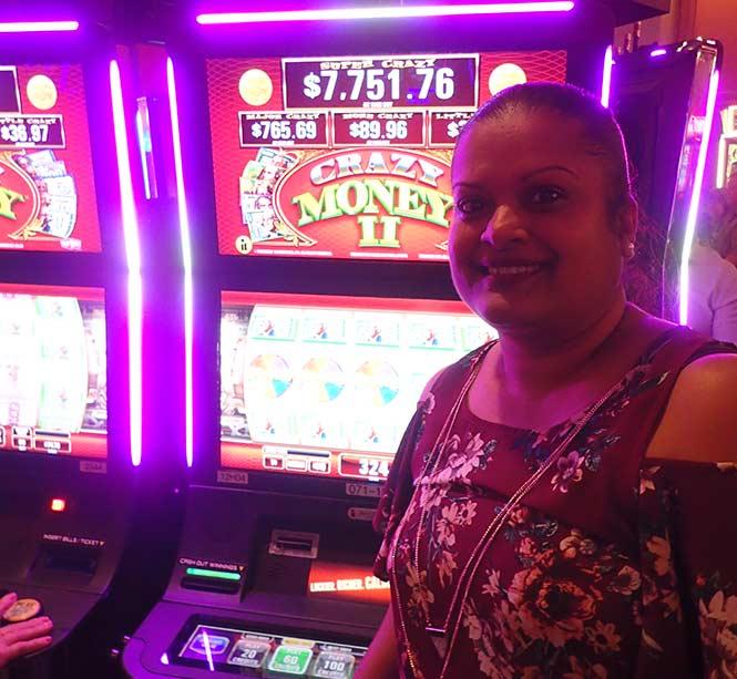 Jackpot Winner Debra Balliram