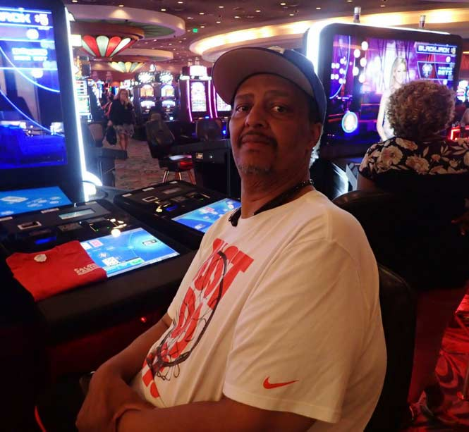 Jackpot Winner Christopher G. Taylor