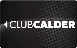 Club Calder Black Card