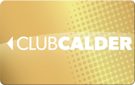 Club Calder Gold Card