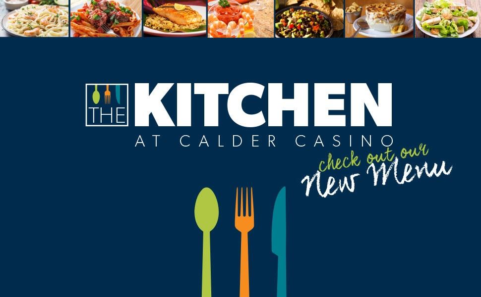 The Kitchen at Calder Casino